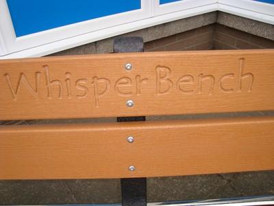 Whisper Bench